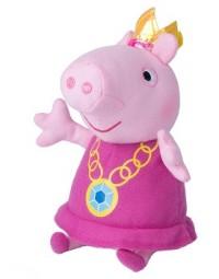 """Мяг.игр """"Пеппа-принцесса"""" 20 см т.м. Peppa Pig"""