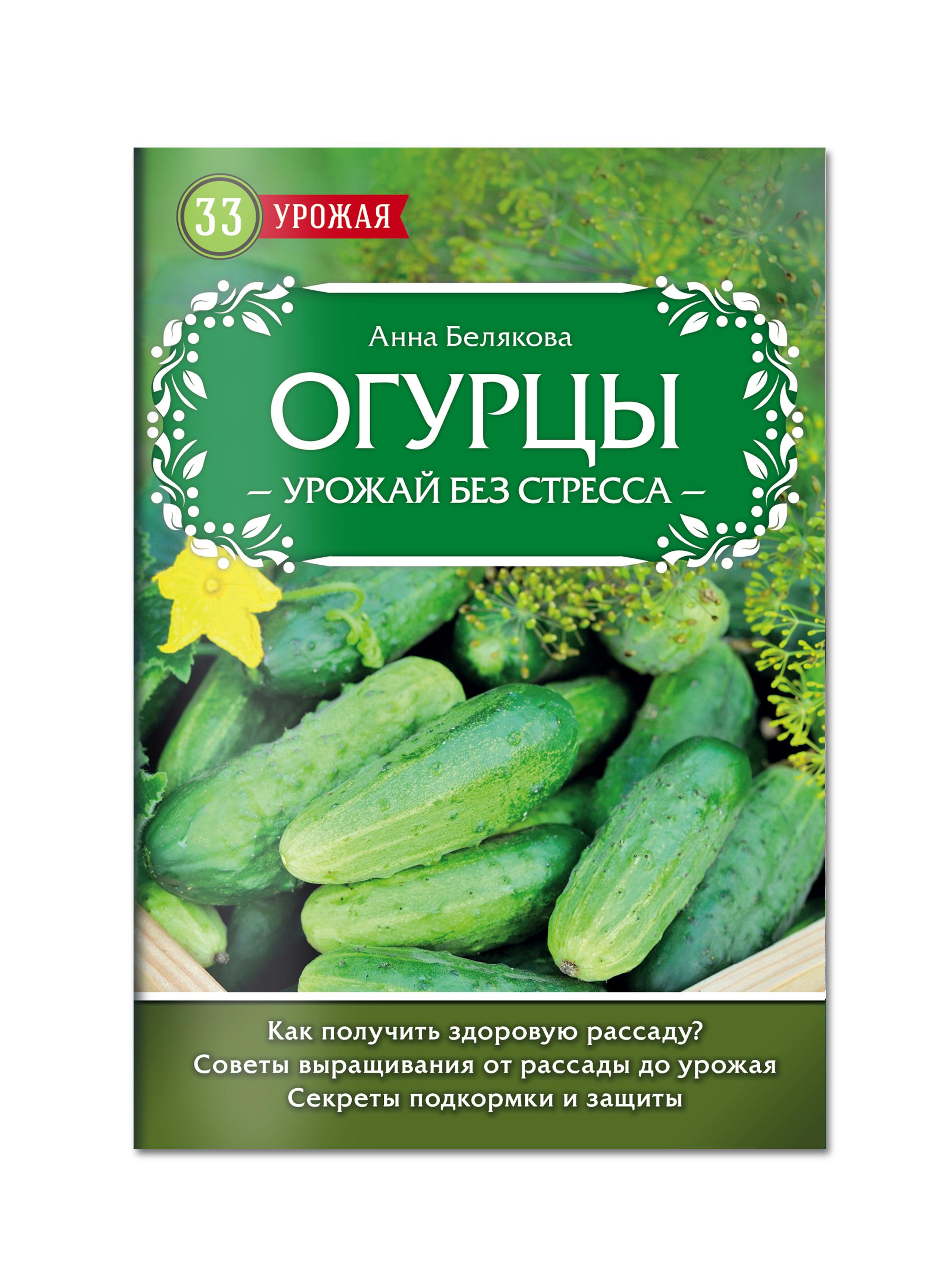 Огурцы. Урожай без стресса