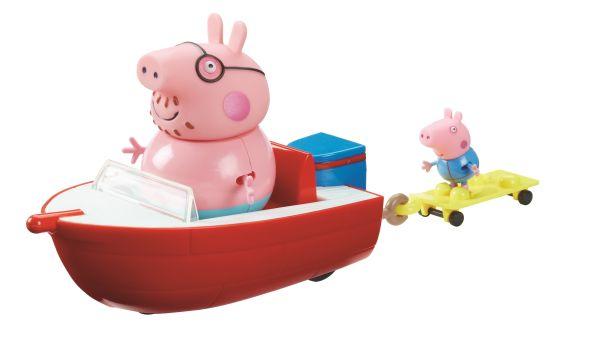 """Игр. наб. """"Моторная лодка"""" т.м Peppa Pig"""