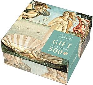 500 дет. подарочные- Рождение Венеры