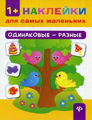 Одинаковые - разные Леонова Н.С.