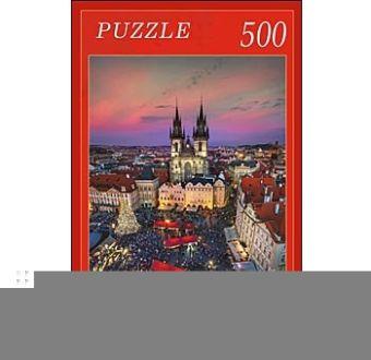 ПАЗЛЫ 500 элементов. КБ500-7925 СТАРОМЕСТСКАЯ ПЛОЩАДЬ