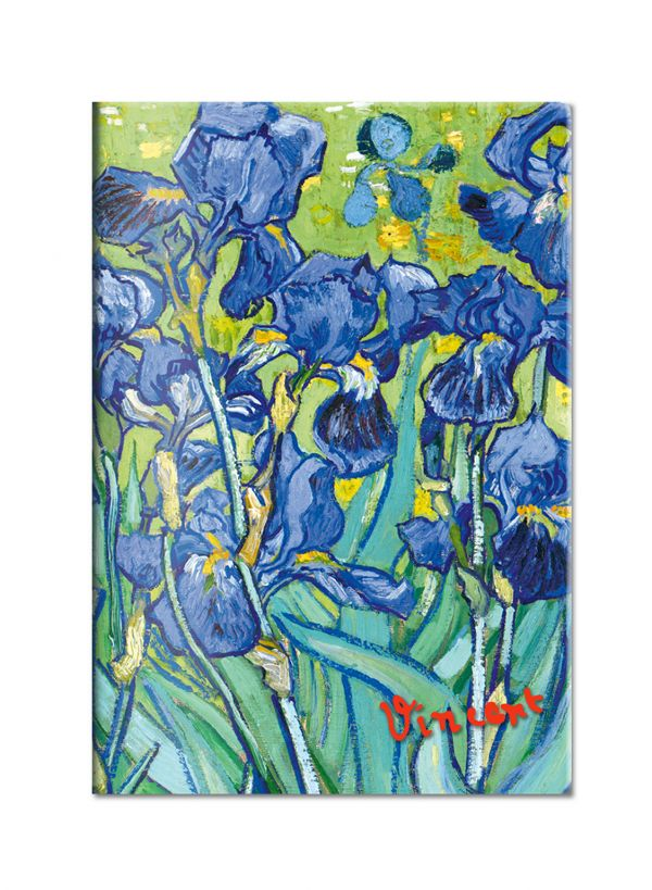 Обложка для паспорта. Ван Гог. Ирисы (Арте)