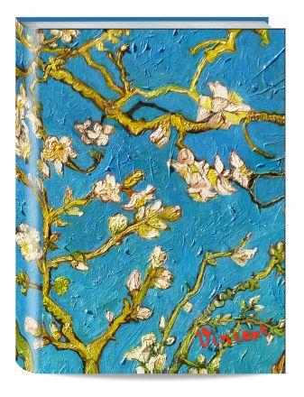Обложка пластиковая универсальная. Ван Гог. Цветущие ветки миндаля