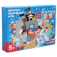 """Настольная игра: """"Веселые пираты"""""""
