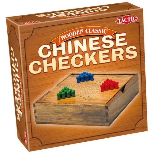 """Tactic Games - Настольная игра """"Китайские шашки"""" обложка книги"""
