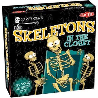 """Игра """"Скелеты в шкафу"""" Tactic Games"""