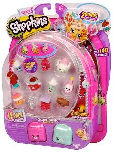 Shopkins игровой набор, 12 штук Moose (Shopkins)