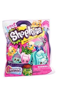 Фольгированный пакетик с 1 героем Shopkins shopkins 1