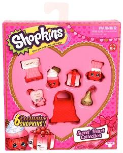"""Коллекция «Сладкое Сердечко»  """"Shopkins"""" Moose (Shopkins)"""