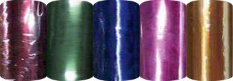 Упаковочная цветная прозрачная пленка. Размер 70 х 150 см