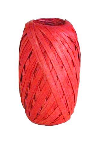 Упаковочная лента-кокон, рафия. Размер 3,5 х 1000 см