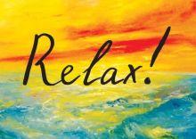 Кардхолдер Relax! (100х75 мм, на 20 карт)