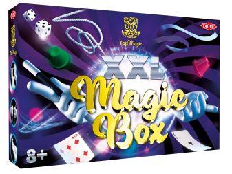 """Tactic Games - Настольная игра """"Фокусы XXL  MAGIC BOX"""" обложка книги"""