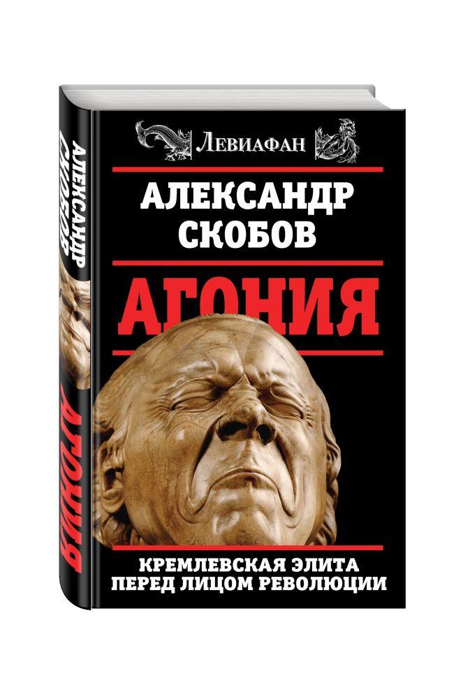 Александр Скобов - Агония. Кремлевская элита перед лицом революции обложка книги