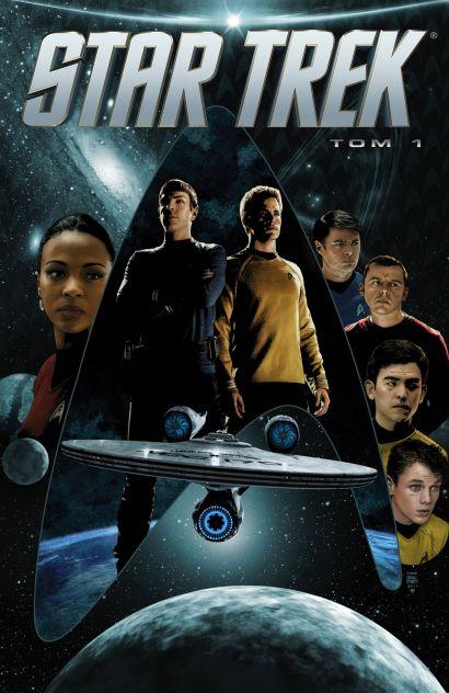 Стартрек / Star Trek. Том 1 - фото 1