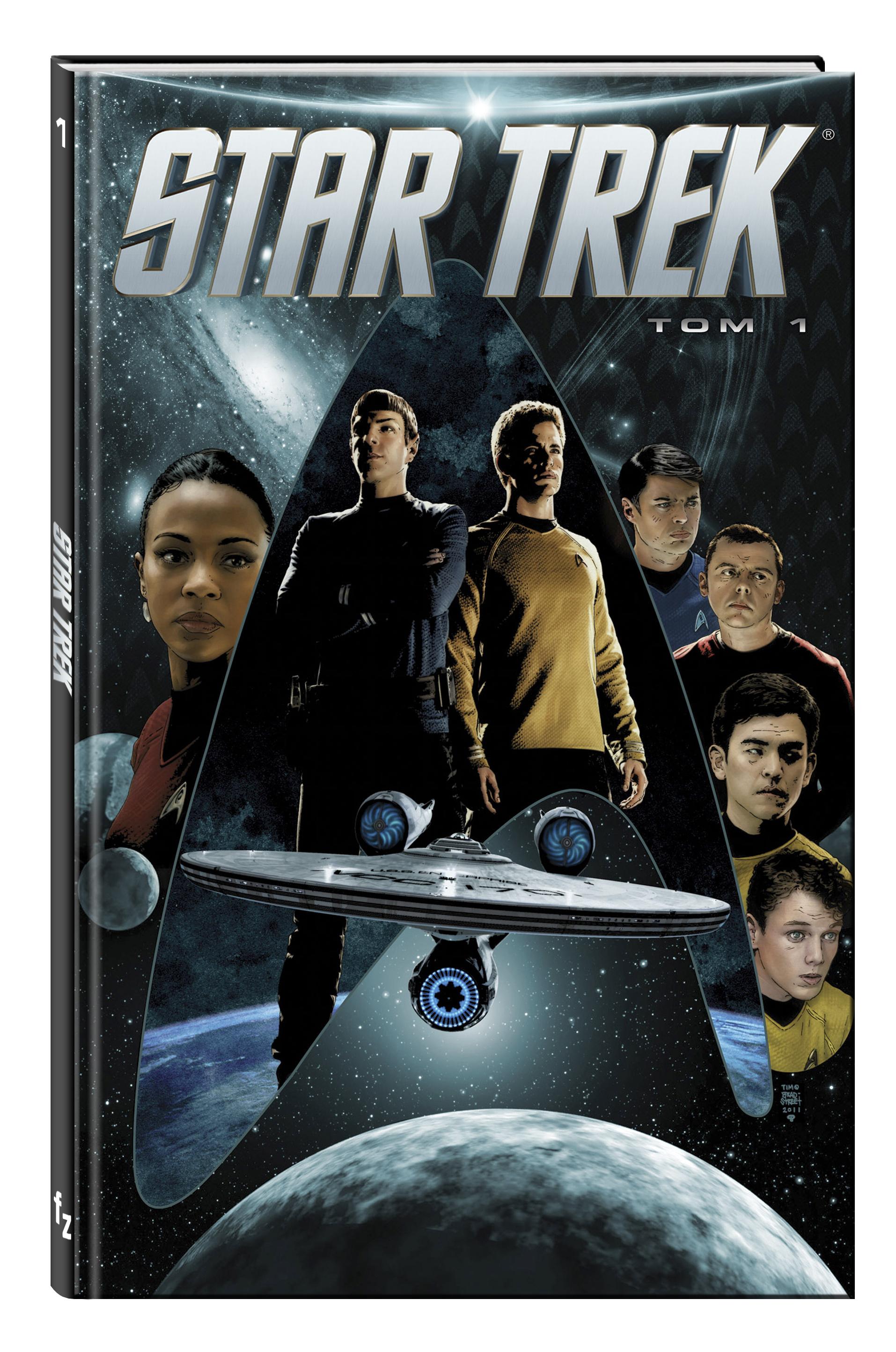 Джонсон М. Стартрек / Star Trek. Том 1 джонсон м star trek том 4