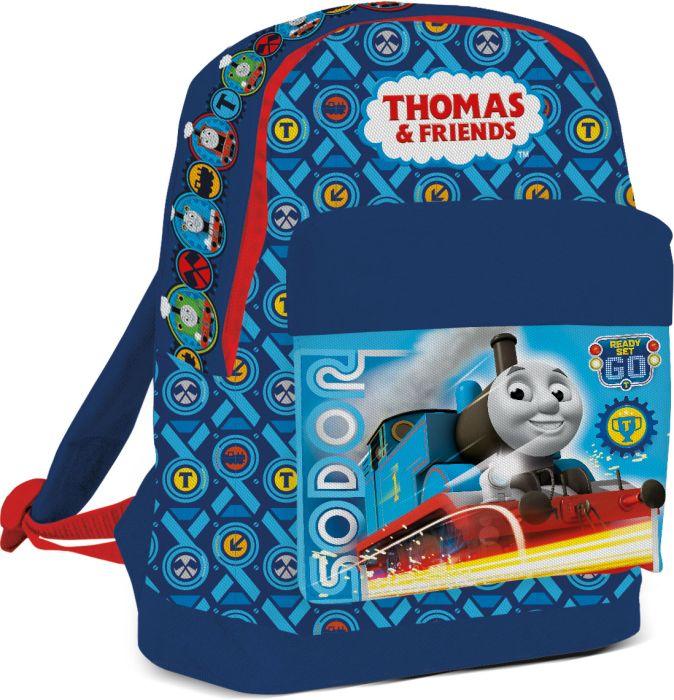 Рюкзак. Мягкая спинка. Thomas & Friends. Размер: 28 х 24 x 8,5 см.