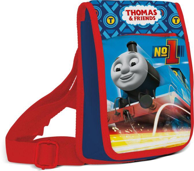 Сумка. Детская, через плечо. Thomas & Friends. Размер: 20,5 х 15 х 5 см.
