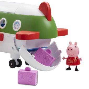 Игр.набор Самолет с фиг Пеппы ТМ Peppa Pig
