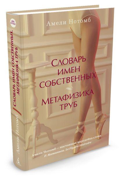 Словарь имен собственных. Метафизика труб - фото 1