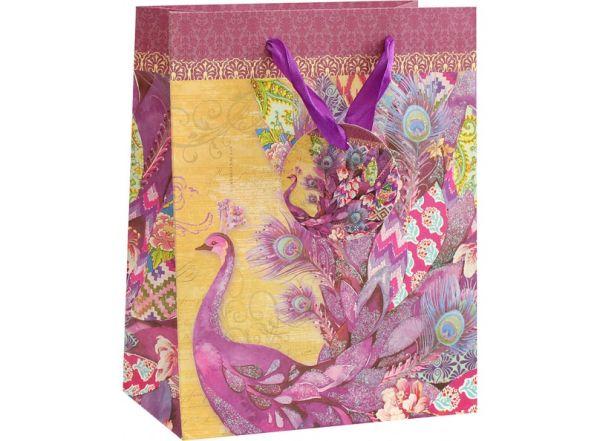 """Аксессуары для скрапбукинга. Пакет """"Фиолетовый павлин"""" (1611-SB)"""