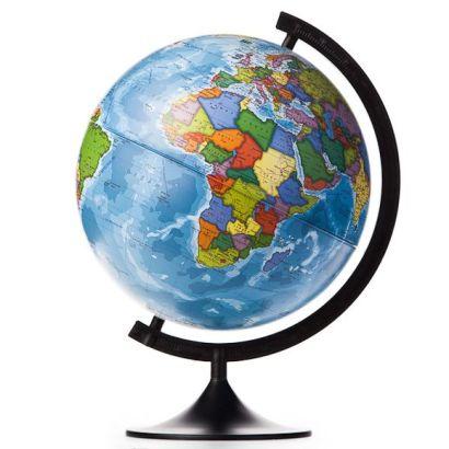 Глобус Земли политический. Диаметр 320мм - фото 1