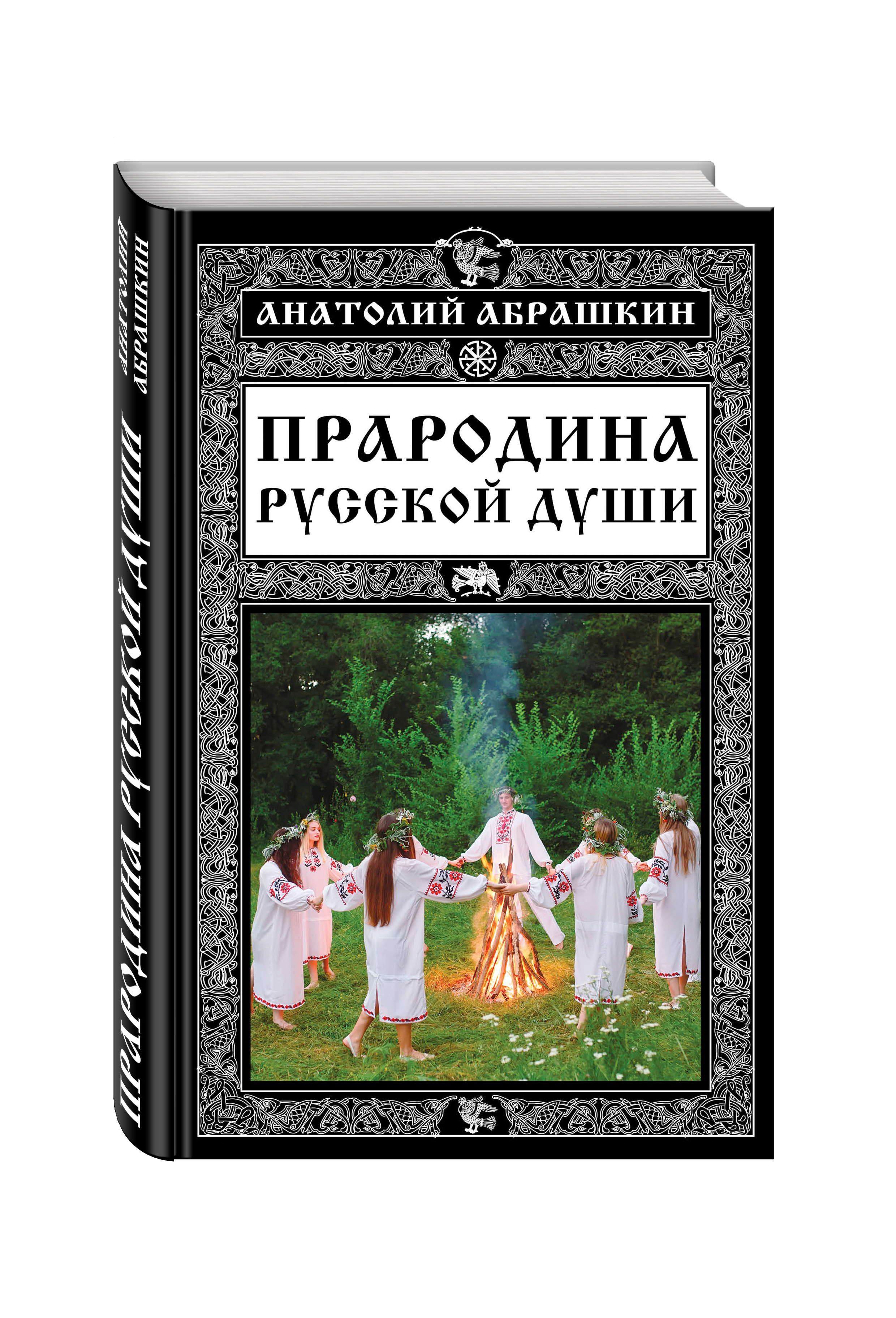 Анатолий Абрашкин Прародина русской души абрашкин а прародина русской души