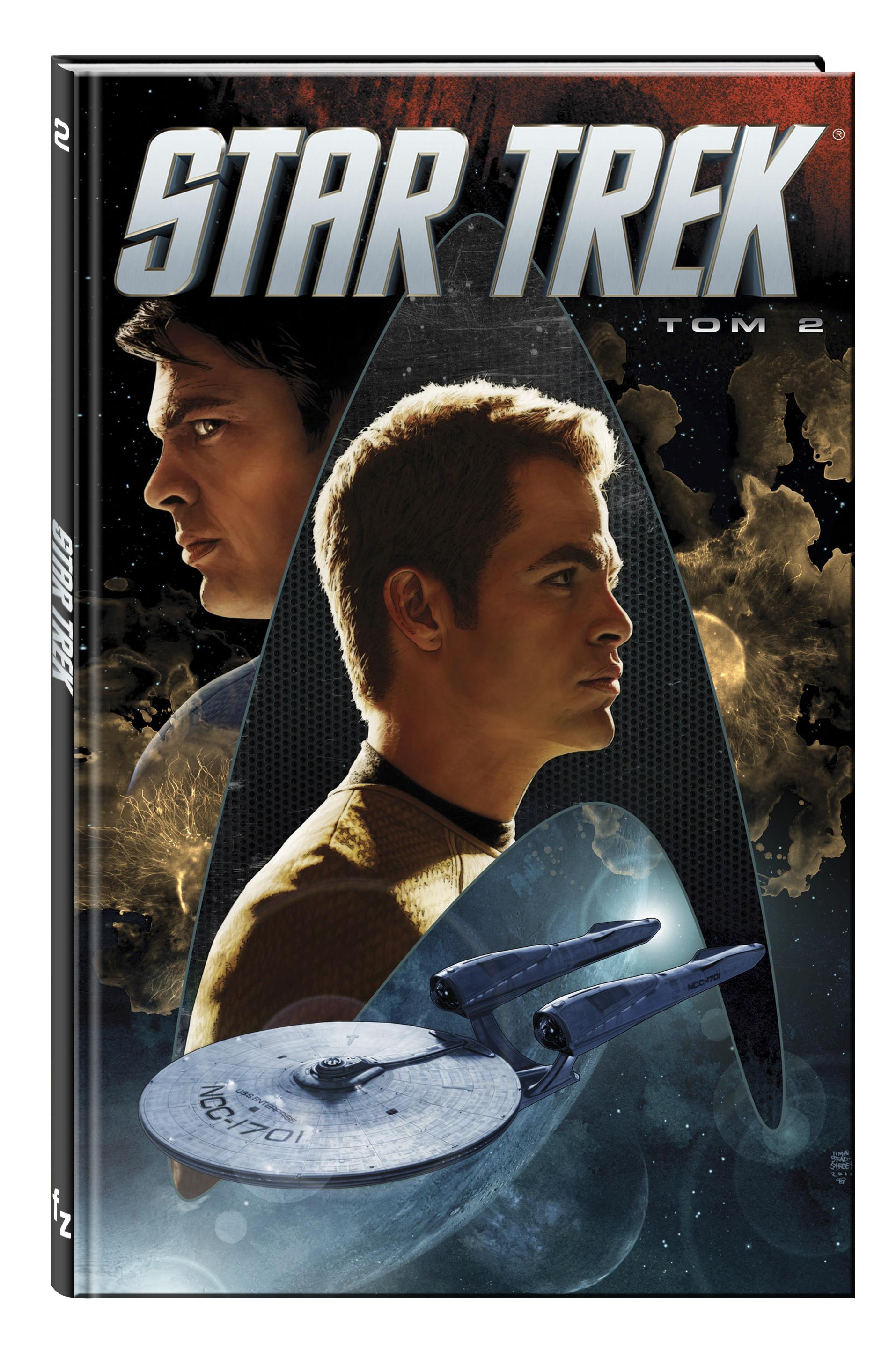Джонсон М. Стартрек / Star Trek. Том 2 цена и фото