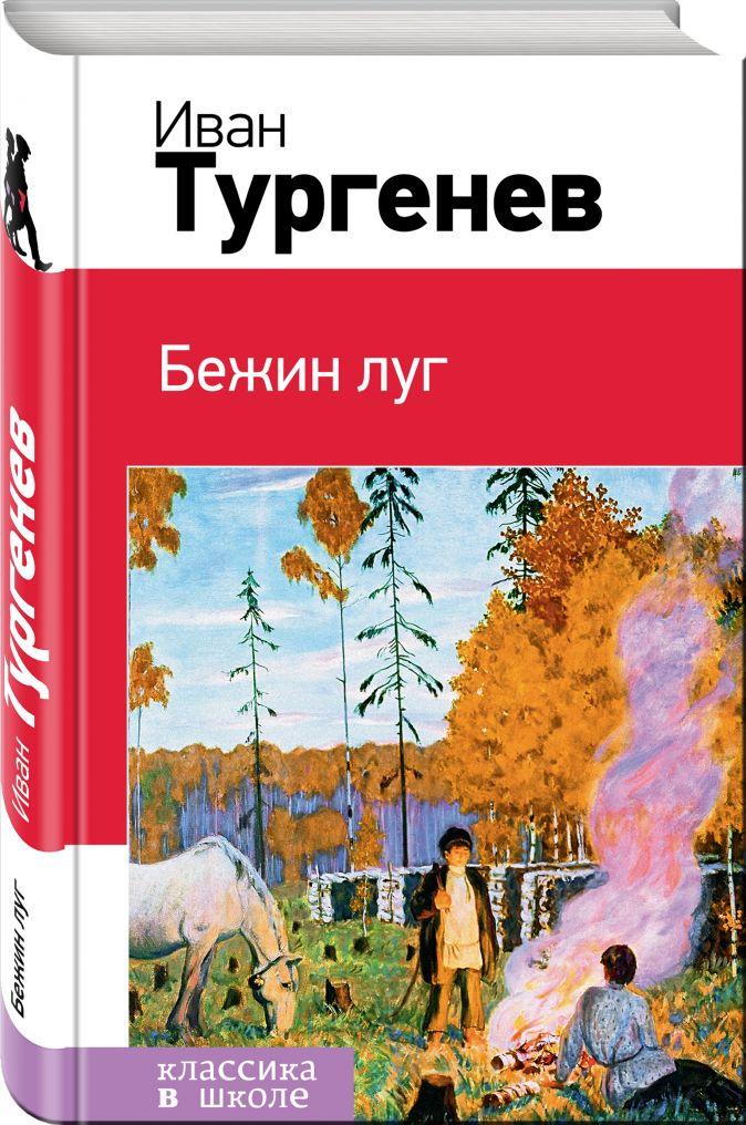 Тургенев И.С. - Бежин луг обложка книги