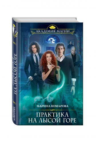 Марина Комарова - Практика на Лысой горе обложка книги