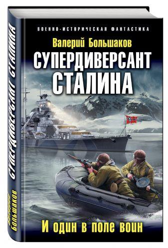 Валерий Большаков - Супердиверсант Сталина. И один в поле воин обложка книги