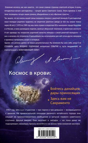 Космос в крови Анна и Сергей Литвиновы