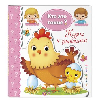 Куры и цыплята
