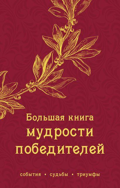 Большая книга мудрости победителей - фото 1