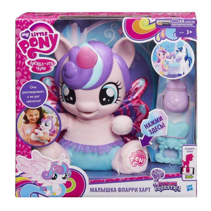 MY LITTLE PONY - My Little Pony Малышка Пони-принцесса (B5365) обложка книги