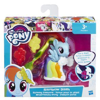 MY LITTLE PONY - My Little Pony Пони-модницы (B8810) обложка книги