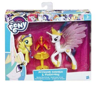 MY LITTLE PONY - My Little Pony Пони-модницы парочки (B9160) обложка книги