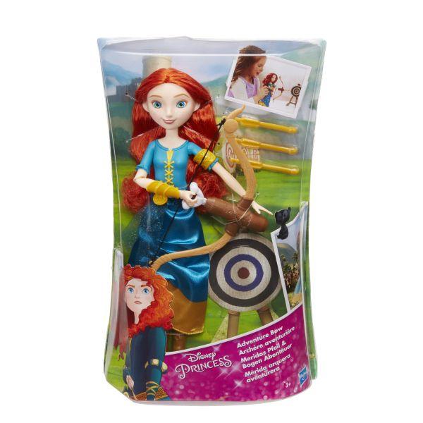 DISNEY PRINCESS Модная кукла принцесса и ее хобби DISNEY PRINCESS