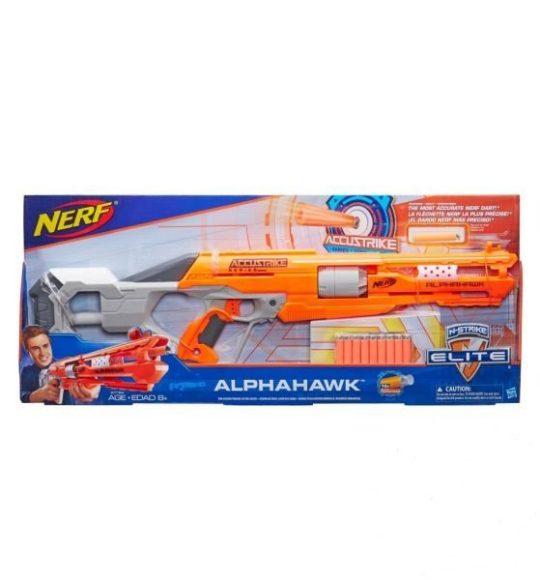 NERF Аккустрайк Альфахок (бластер) (B7784) NERF