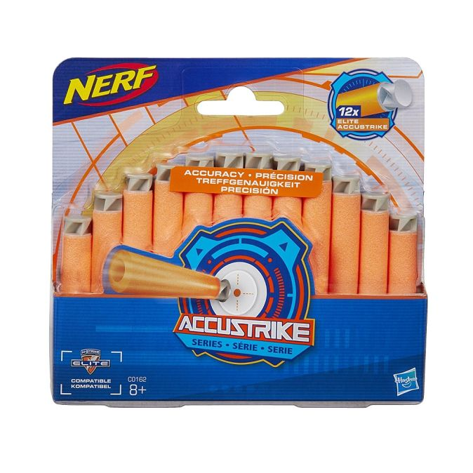 NERF - NERF Аккустрайк: 12 Стрел (C0162) обложка книги