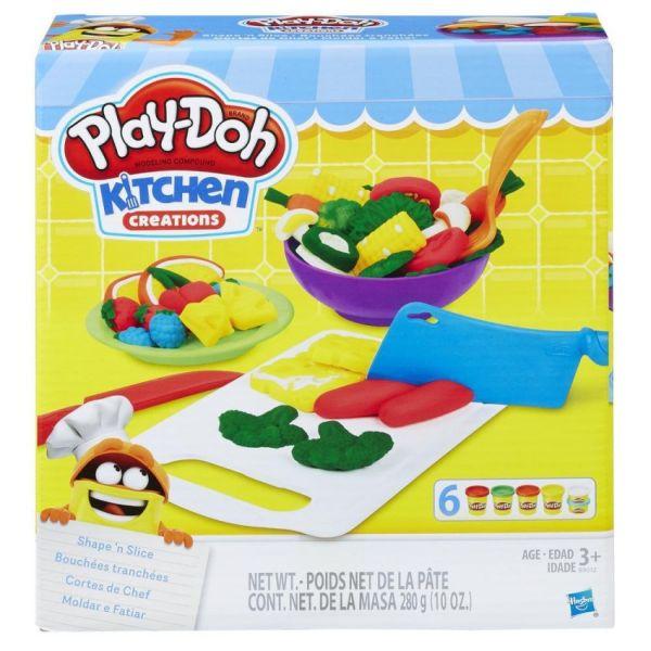 Play-Doh Игровой Набор Приготовь и Нареж На Дольки (B9012) PLAY-DOH