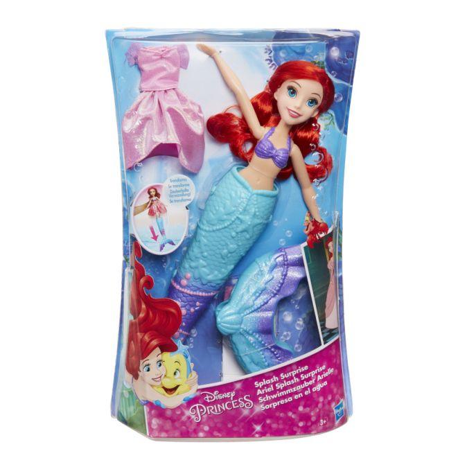 DISNEY PRINCESS Принцесса Ариель, превращающаяся  из Русалки в девушку (B9145) DISNEY PRINCESS
