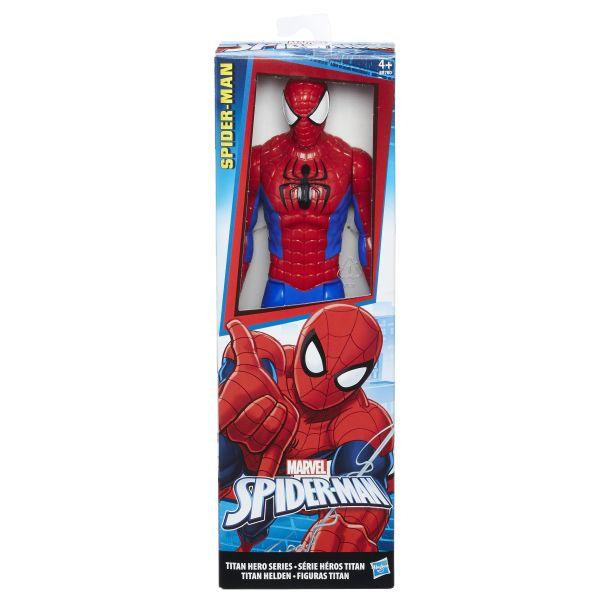 Spider Man Титаны: Человек-Паук (B9760) SPIDER-MAN
