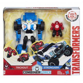 Transformers Роботы Под Прикрытием: Гирхэд-Комбайнер (C0653) Transformers