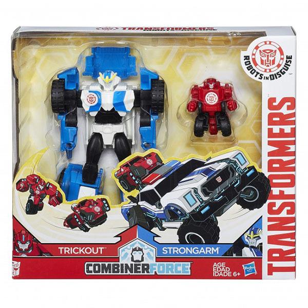 Transformers - Transformers Роботы Под Прикрытием: Гирхэд-Комбайнер (C0653) обложка книги
