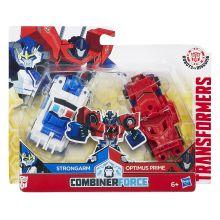 Transformers Роботы Под Прикрытием: Крэш-Комбайнер (C0628)