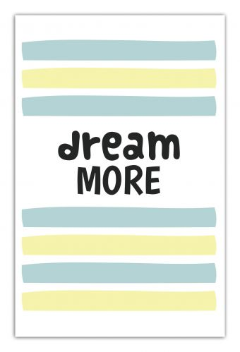 Dream more (А5)