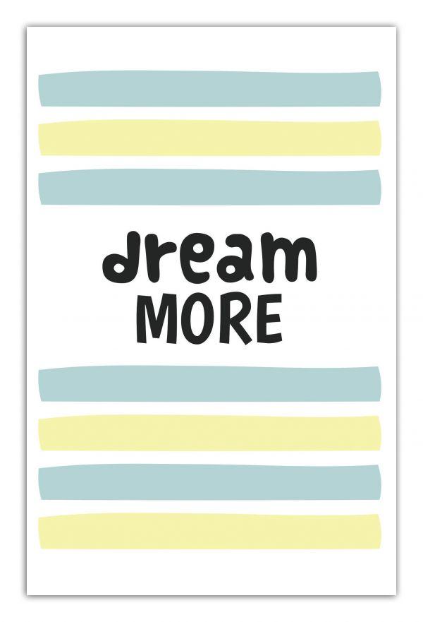 Dream more (А5)