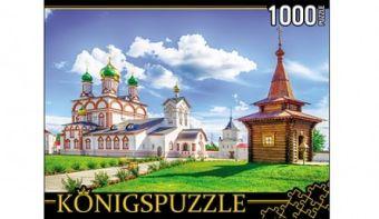 Königspuzzle. ПАЗЛЫ 1000 элементов. ГИК1000-6518 РОССИЯ. РОСТОВ ВЕЛИКИЙ